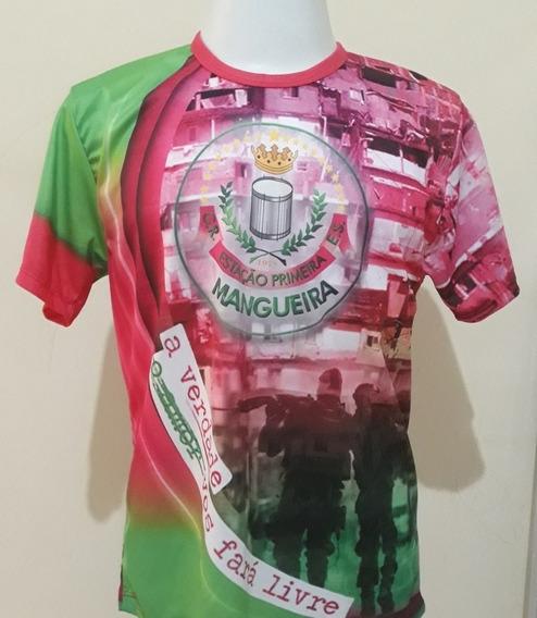 Camisa Mangueira Carnaval 2020
