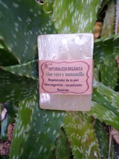 Jabón Regen Y Descongest De Aloe Vera Y Manzanilla-rosacea
