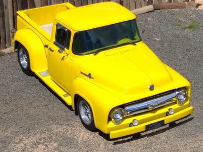 F100 V8 1961 Garage Carangas Newcar