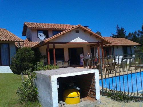 Imagen 1 de 17 de Se Arrienda Parcela En Algarrobo Con Quincho/juegos/piscina