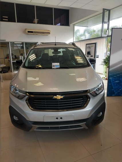 Chevrolet Spin Activ Ltz 5as At
