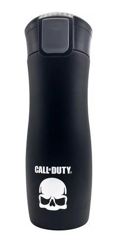 Vaso Térmico Acero 16oz/475ml Call Of Duty Gamer Ecology