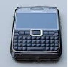 Nokia E71 (repuesto Tarjeta Mala)
