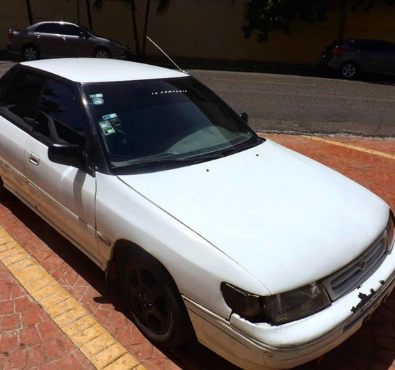 Subaru Legacy 1994, Transmision Mecanica
