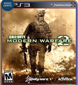 Call Of Duty Mw2 Ps3 Digital Psn Envio Rápido