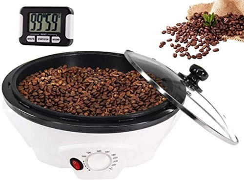 Máquina Tostadora De Café Para El Hogar