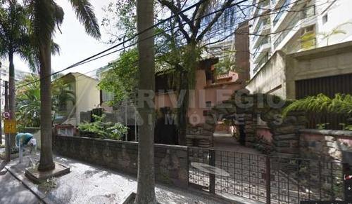 Casa De Rua À Venda, 1 Vaga, Flamengo - Rio De Janeiro/rj - 11203
