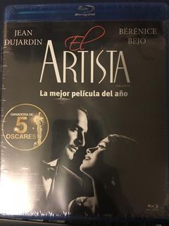 Blu-ray El Artista