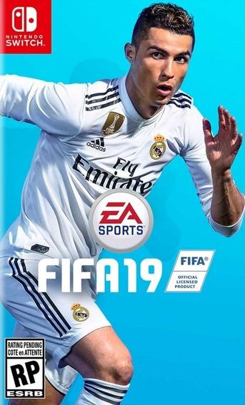 Fifa 19 - Switch - Midia Fisica - Pronta Entrega!
