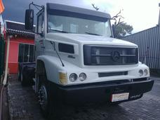 Mercedes-benz Mb 2638 Trator Ls 2004 Branca Diesel