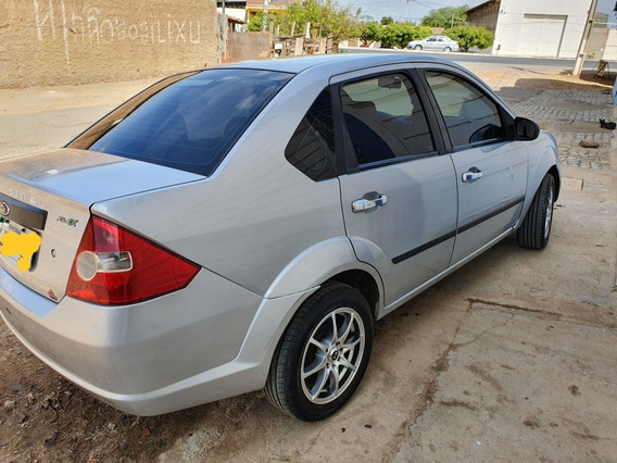 Ford Fiesta Sedan 1.0 Flex 4p 2008