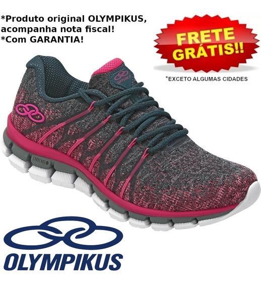 Tênis Olympikus Diffuse 2 Feminino Original Nota Fiscal