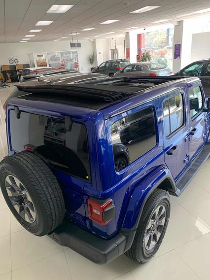 Jeep Wrangler Sahara Sky Freedom