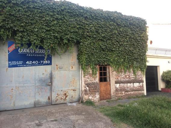 Depósito En Alquiler Ubicado En Lanús Este, Zona Sur