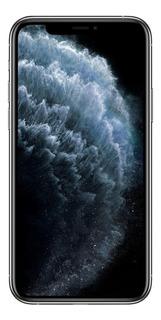 iPhone 11 Pro Max Dual SIM 64 GB Prata 4 GB RAM
