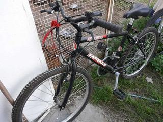 Bicicleta Sanmar Advance 2.0 Rodado 24