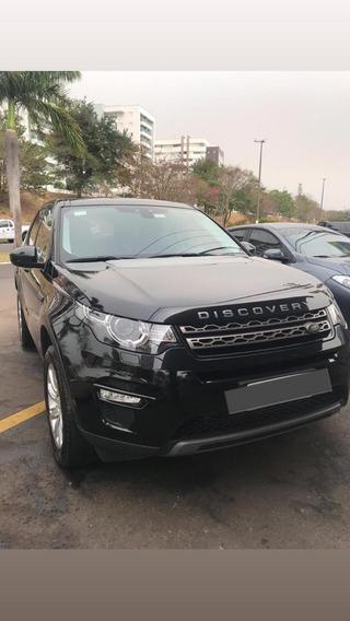 Discovery Sport - 2017 / 2017 2.0 16v Si4 Turbo Gasolina Se