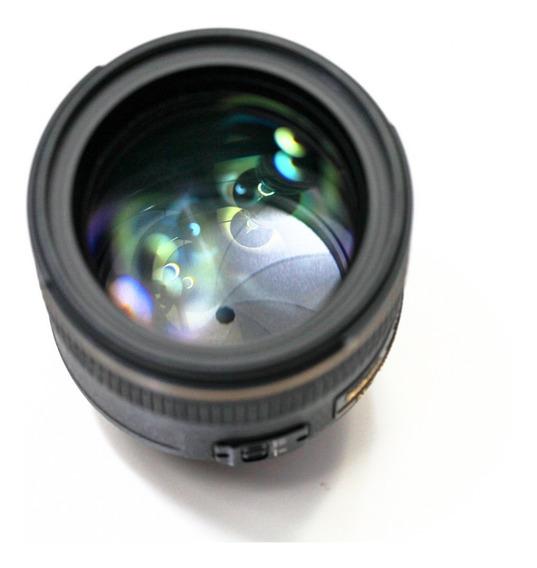 Lente 85mm.f/1.4g-ed: Afs Nikon Nano Crystal