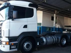 Scania R 440 6x4 2012/2012 Optcruise Único Dono Revisada