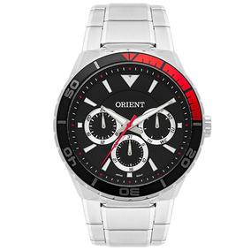 Relógio Orient Multifunção Mbssm082 100m Novo, Nf, Garantia