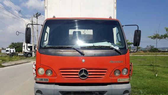 Mercedes-benz Accelo 915 C No Estado, Aceito Carro Na Troca