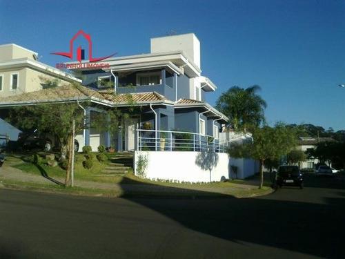 Casa A Venda No Bairro Jardim Soleil Em Valinhos - Sp.  - 637-1