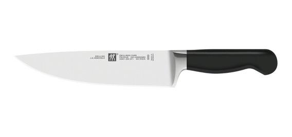 Cuchillo Chef 20cm Pure, Zwilling.