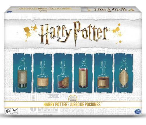 Harry Potter Juego De Pociones Potions Challenge Spin Master