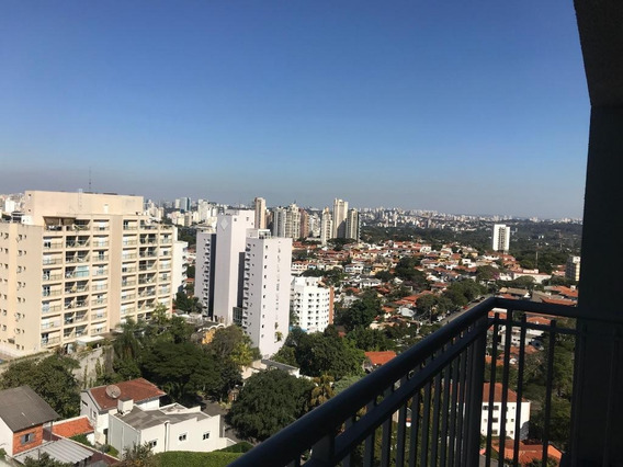 Vila Madalena Stúdio Lindo Avarandado 36m 01 Vaga! - St0153