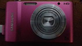 Câmera Digital Sansung Hd Semi Nova