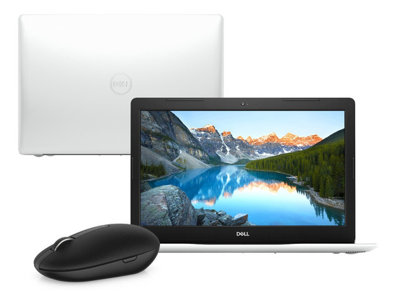 Notebook Dell 3583-m61m 15,6 Ci7 8gb2tb Win10 Mouse Wireless