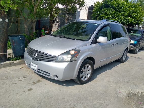 Nissan Quest 2007 3.5 Sl Piel At