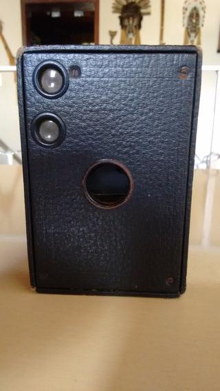 Câmera Antiga Kodak Brownie N. 2a Modelo B