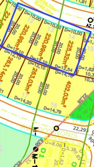 Vendo 3 Terrenos No Residencial Verona 2