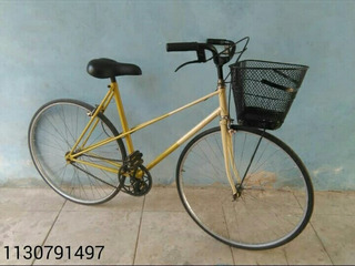 Bicicleta 28 Mujer Media Carrera