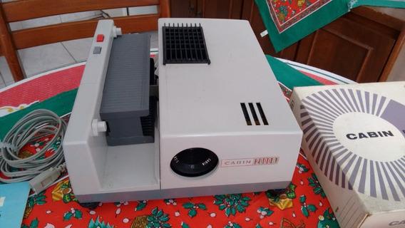 Projetor De Slide - Cabin 2000r