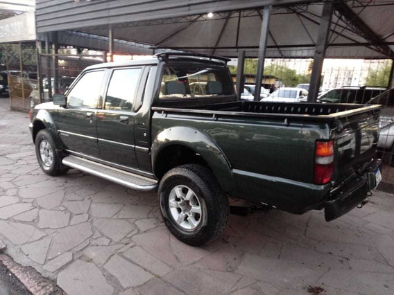 Mitsubishi L200 2.5 Gls Cab Dupla 4x4 4p 2002