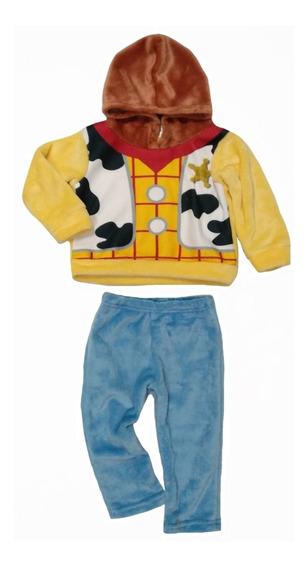 Conjunto Con Gorro Bordado Disney Woody