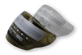 Viseira Capacete Starplast Modelo Honda Aberto (hjs)