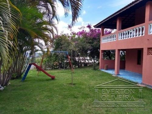 Chacara - Estancia Nova Campos Do Jordao - Ref: 10863 - V-10863