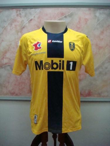 Camisa Futebol Sochaux Montbeliare França Lotto Jogo 2410