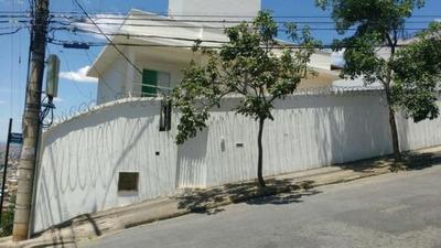Linda Casa No Bairro Serra. - 1183