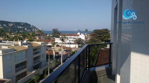 Imagem 1 de 17 de Apartamento Para Venda E Locação - Praia Da Enseada - Guarujá - Ap4680