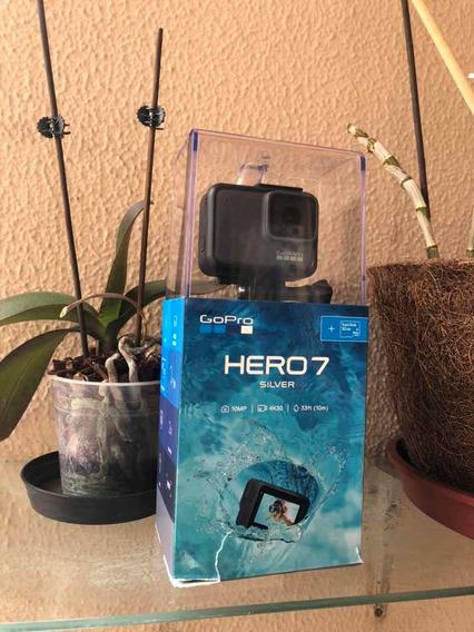 Go Pro Hero 7 Silver