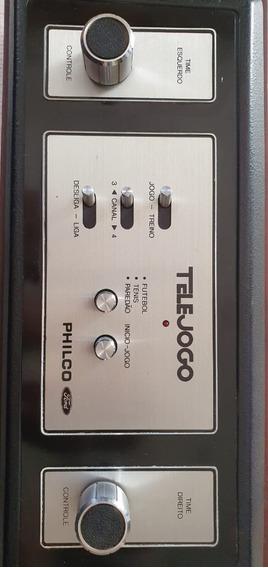 Telejogo I Philco/ford Funcionando Tudo