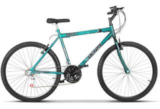 Bicicleta Aro 26 Pro Tork Ultra Freio V Break Azul