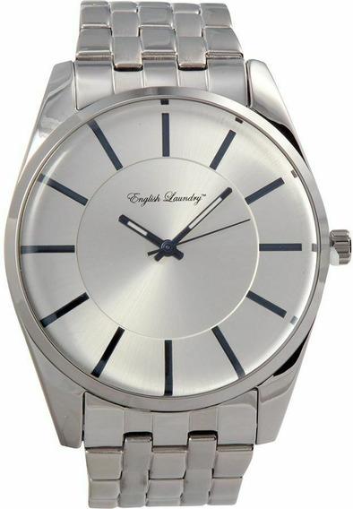 Reloj English Laundry Silver El7957s236-041