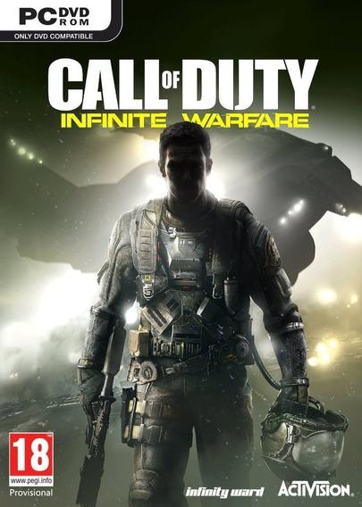 Call Of Duty - Infinite Warfare Gamep/pc Frete Baixo
