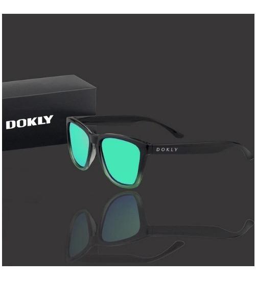 Gafas De Sol Polarizadas Dokly Lentes De Sol Cuadradas Uv400