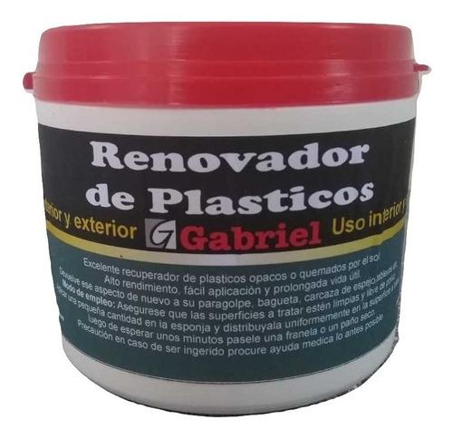 Revividor Palasticos Negro Uso Int + Ext, Tableros, Paragolp